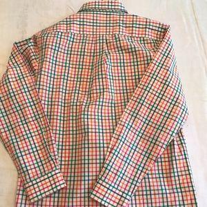 Vineyard Vines Boys Size 16 (L) Dress Shirt